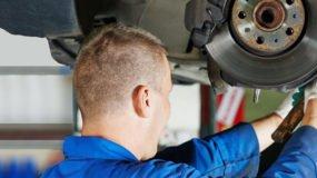 brake mechanic